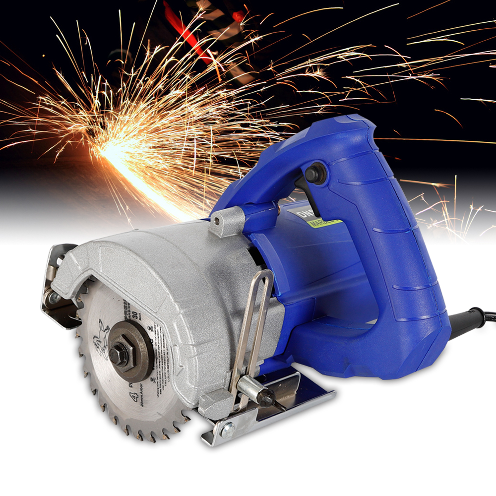Hand Held Sawing Cutting Machine Wood Ceramic Tile Cutter Grooving