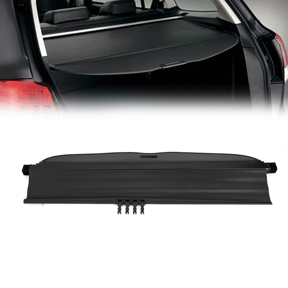 For 2013-2018 SubAru Forester Tonneau Cargo Cover Security Shield Retractable US