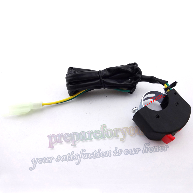 Switches On Off Kill Switch For Dirt Pit Bike 50 110 125 140