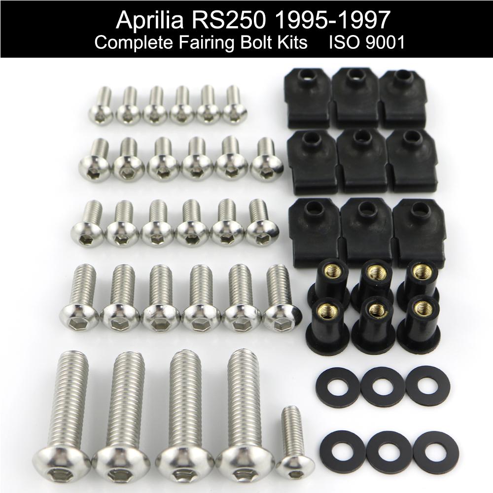 Standard Fairing Bolts Fasteners Screws Kit Set MADE IN USA for 1997 1998 1999 2000 2001 2002 2003 2004 2005 KAWASAKI ZZR600 Silver