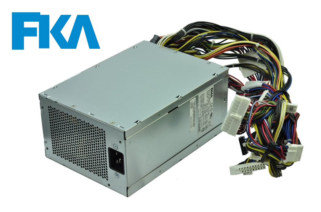 ND285 1000W Power Supply For Dell Precision 690 T7400 N1000P-00 NPS ...