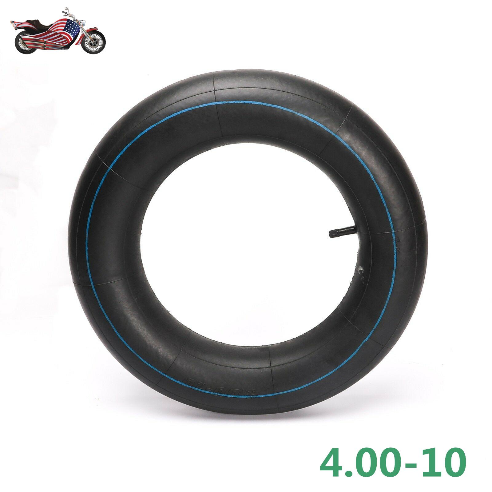 4.00-10 Tire Inner Motorcycle Tube HONDA CT70 CT70H 70 Mini Trail 3.50-10