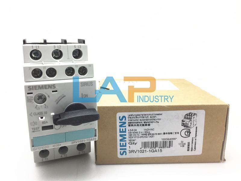 1PC New SIEMENS Circuit Breaker 3RV1021-1JA15