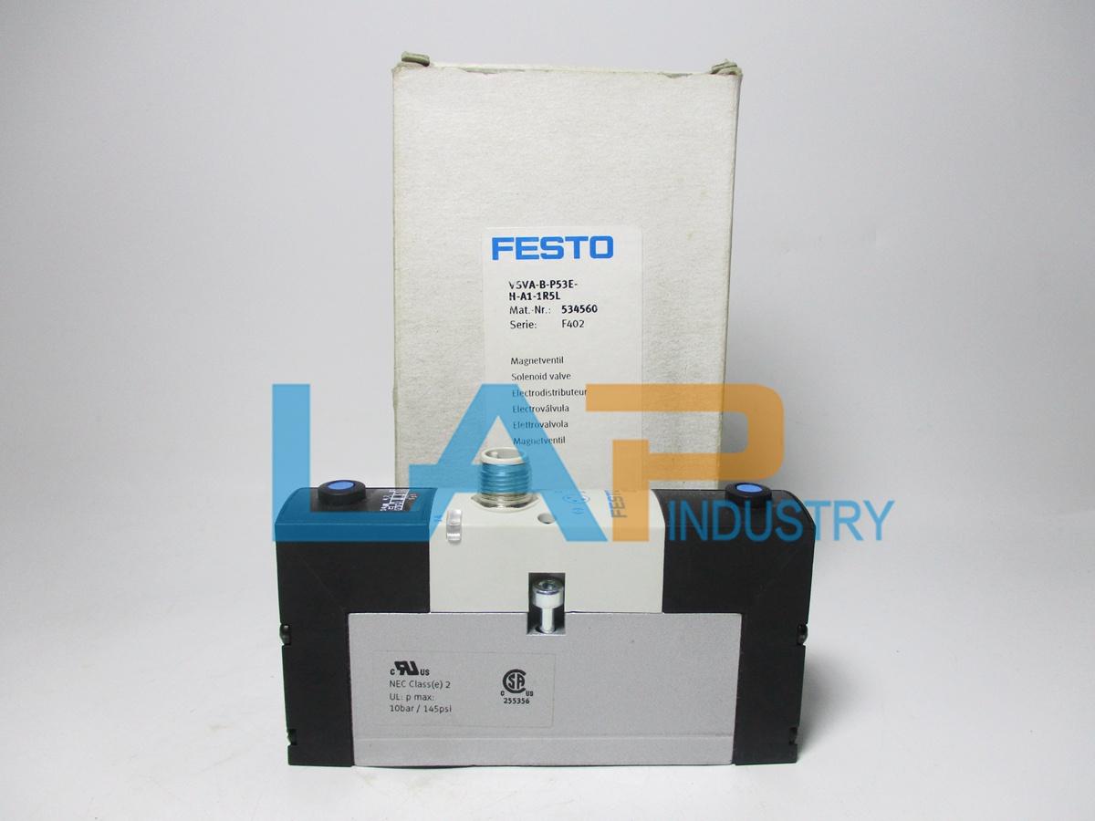 FESTO-CPV10 M1H-2 X 3-OLS-M7-nuevo-válvula de solenoide; 161417