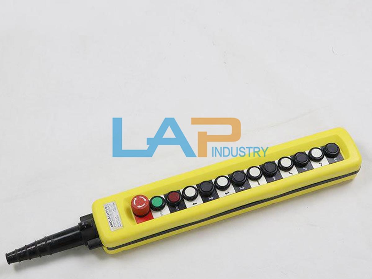 1PC New XAC-A271 Pendant Control Stations Crane 2 Pushbutton Switch #ZMI