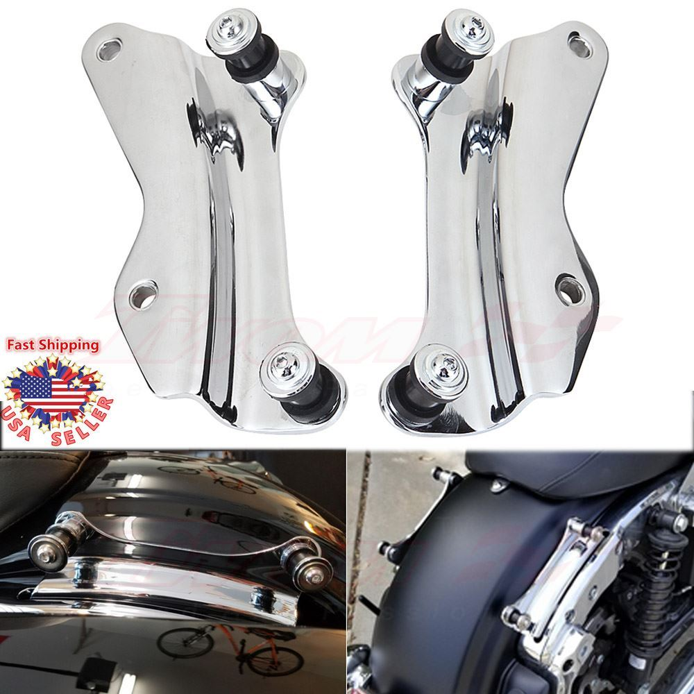 Chrome 52300353 2014-19 road king roadking Harley 4-Point Docking Hardware Kit