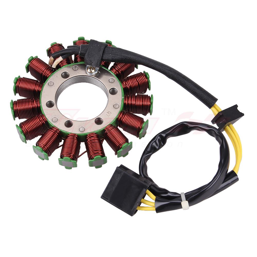 Lead Wire Magneto Coil Generator Stator Assy For 2007