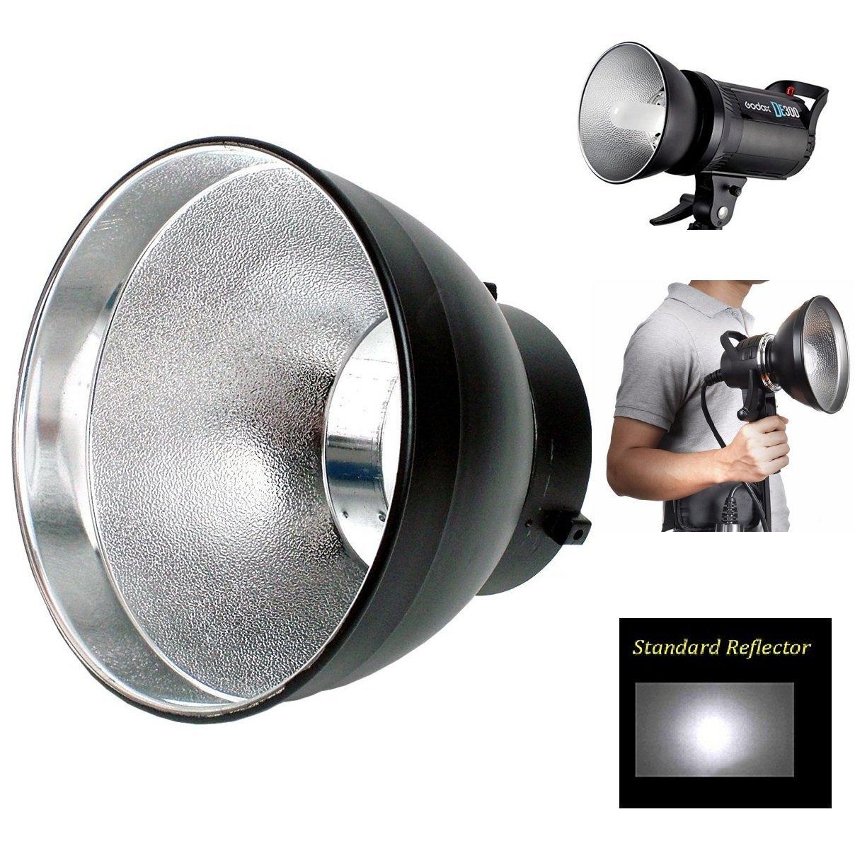 AD-R6 GODOX AD-R6 7/'/'//169mm Est/ándar Bowens Monte Reflector para Godox AD600B AD600BM Flash port/átil