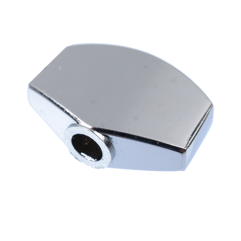 guitar tuning peg tuners machine head replacemen buttons knob handle tip chrome ebay. Black Bedroom Furniture Sets. Home Design Ideas