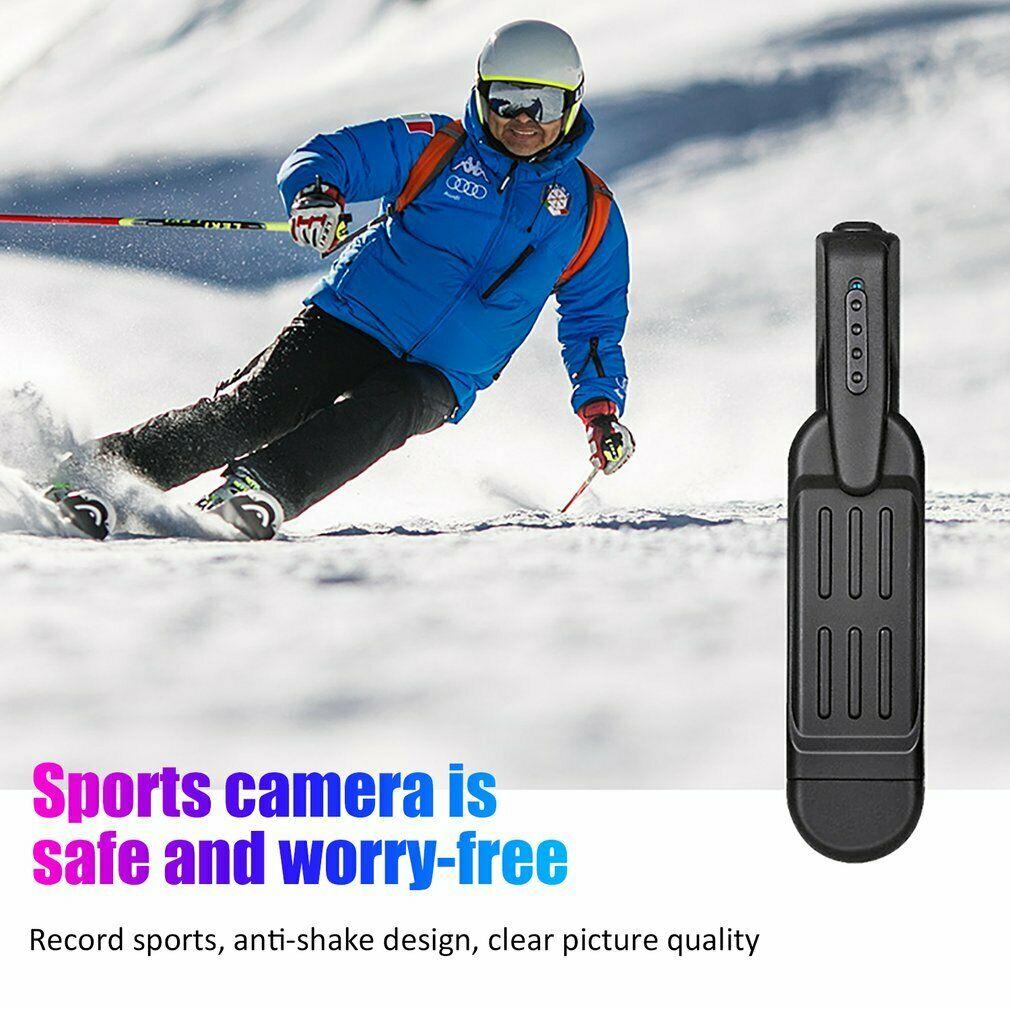 Mini T189 Kamera HD Home Security Kamera System 1080P Tragbare DVR Camcorder DE