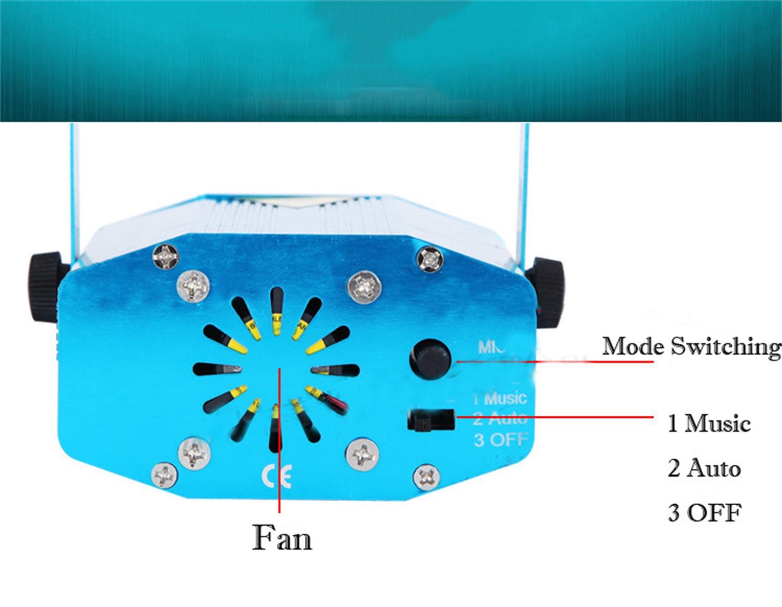 Mini Laser Projector Stage Light Led R Amp G Lighting Xmas