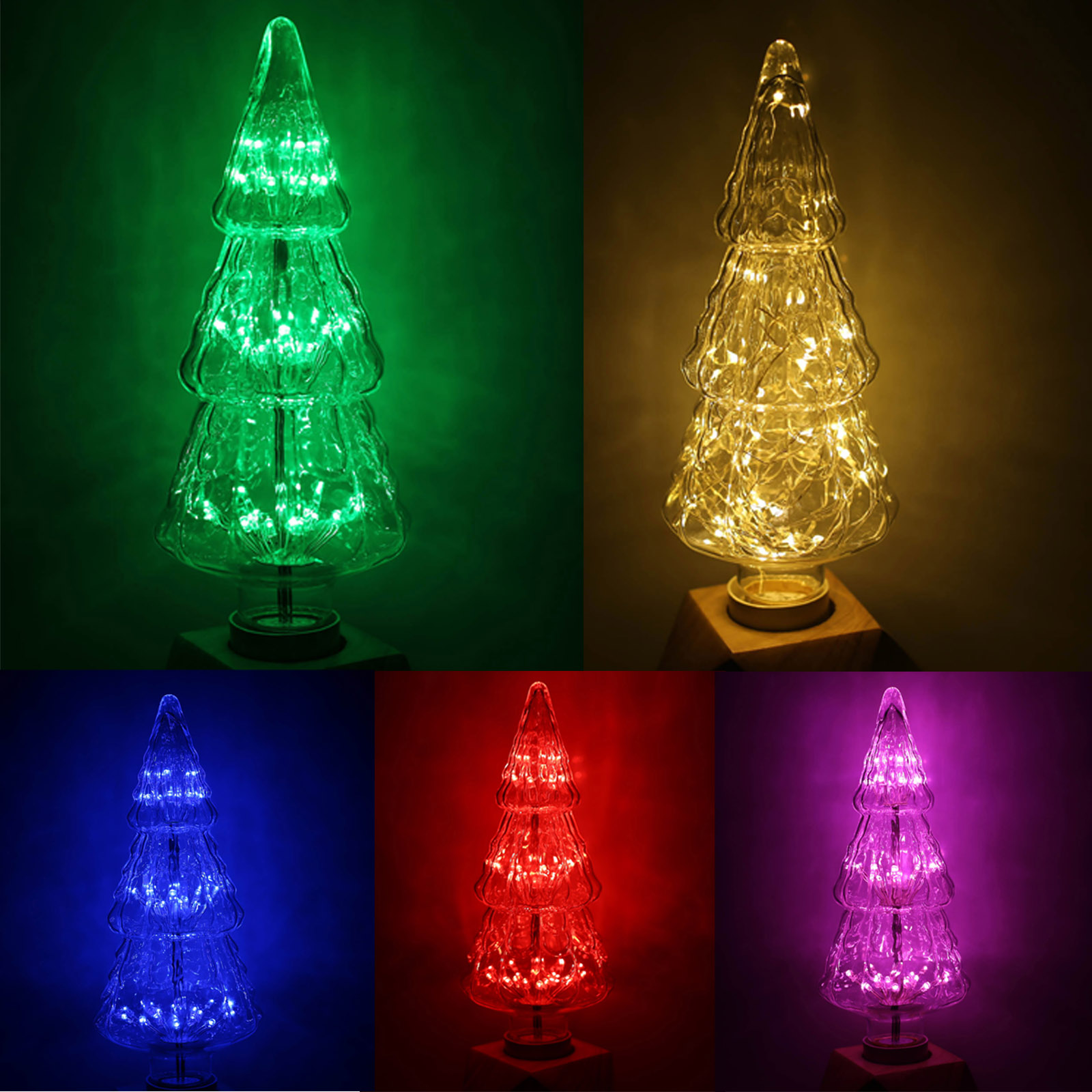 Details About E27 Led Christmas Tree Light Fairy String Lights Party Xmas Deco Lighting Lamp M