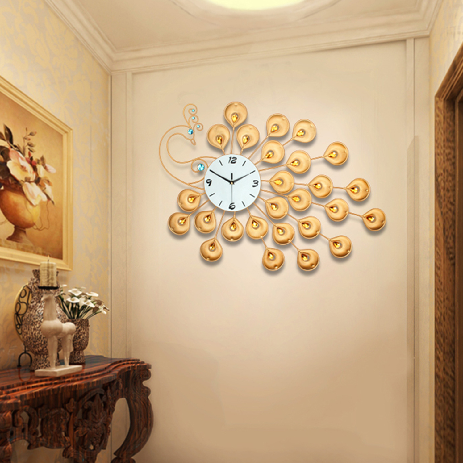Exelent Big Fork And Spoon Wall Decor Composition - The Wall Art ...