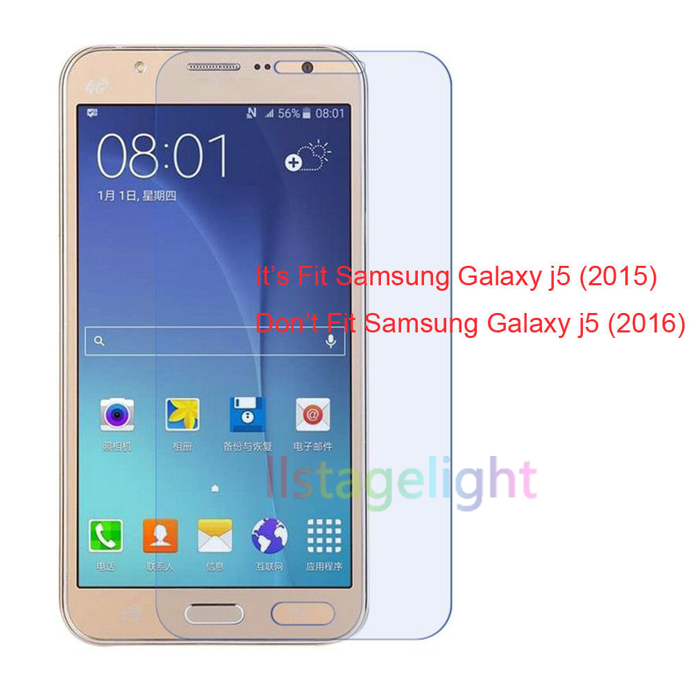 For Samsung Source · 2Pcs 9H Premium Tempered Glass Film Screen Protector .