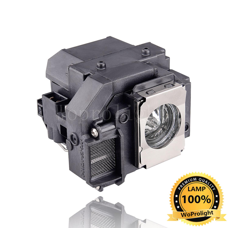 PanPacSight Bombilla Proyector ELPLP58 Compatible con Epson EB-S9 EB-S92 EB-W10 EB-W9 EB-X10 EB-X9 EB-X92 EB-S10 EX3200 EX5200 EX7200 H367A H367B H368B VS200 Lampara S9 PowerLite 1220 1260 S10
