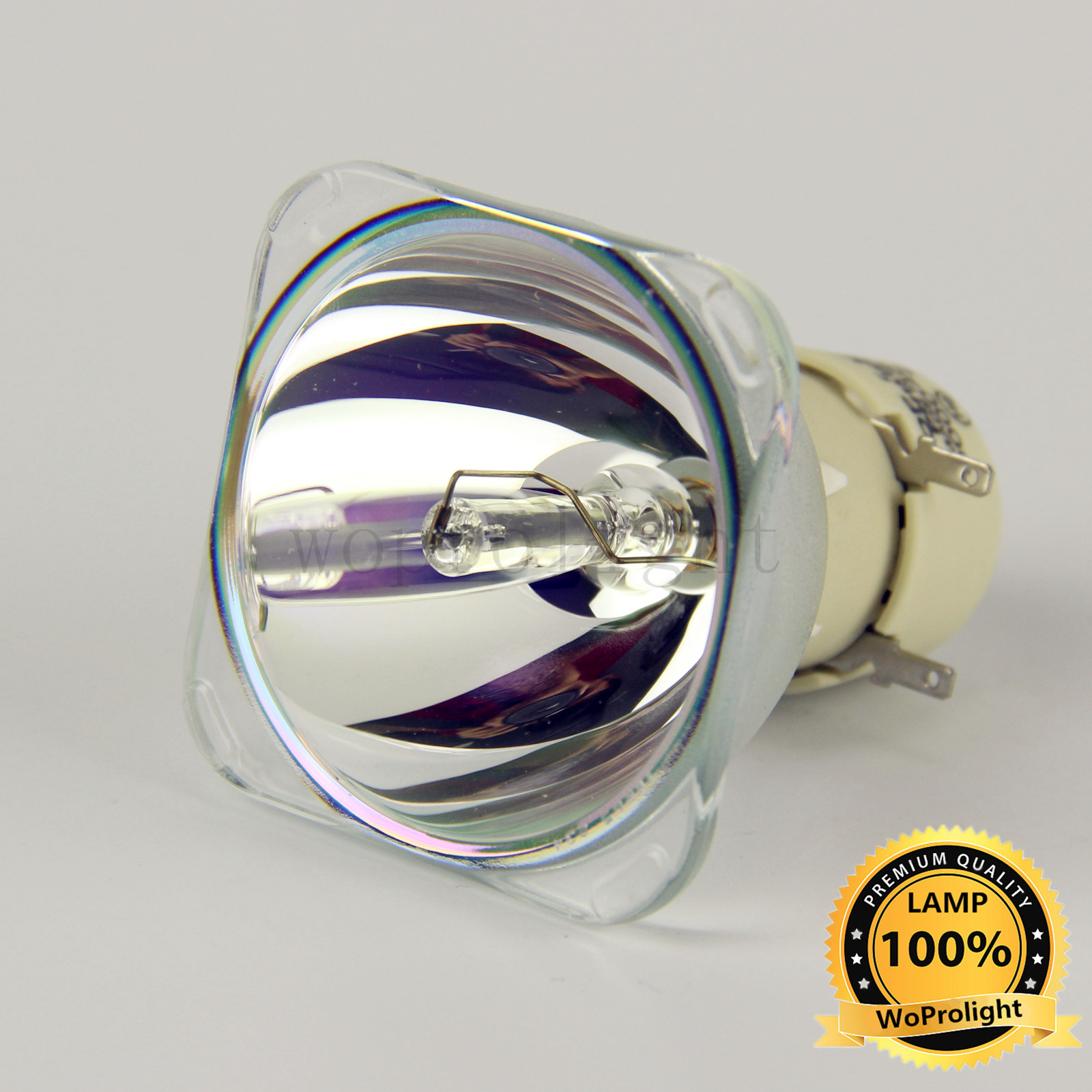 Bulb Only Original Philips Projector Lamp Replacement for InFocus IN2128HDx