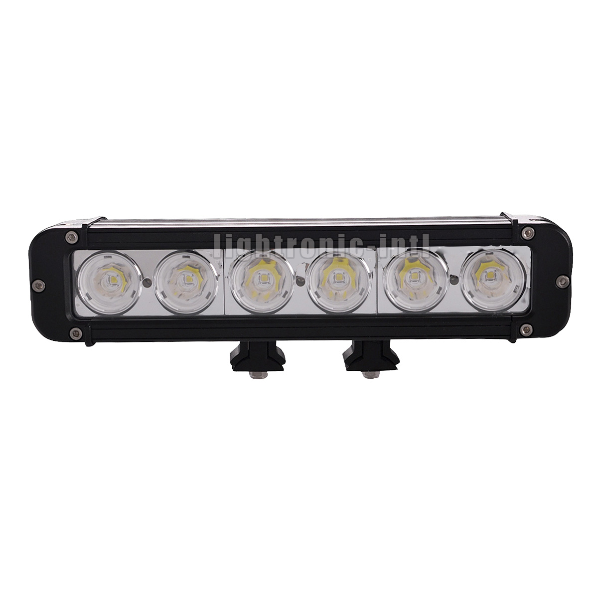 11inch 60w cree led single row work light bar spot offroad. Black Bedroom Furniture Sets. Home Design Ideas