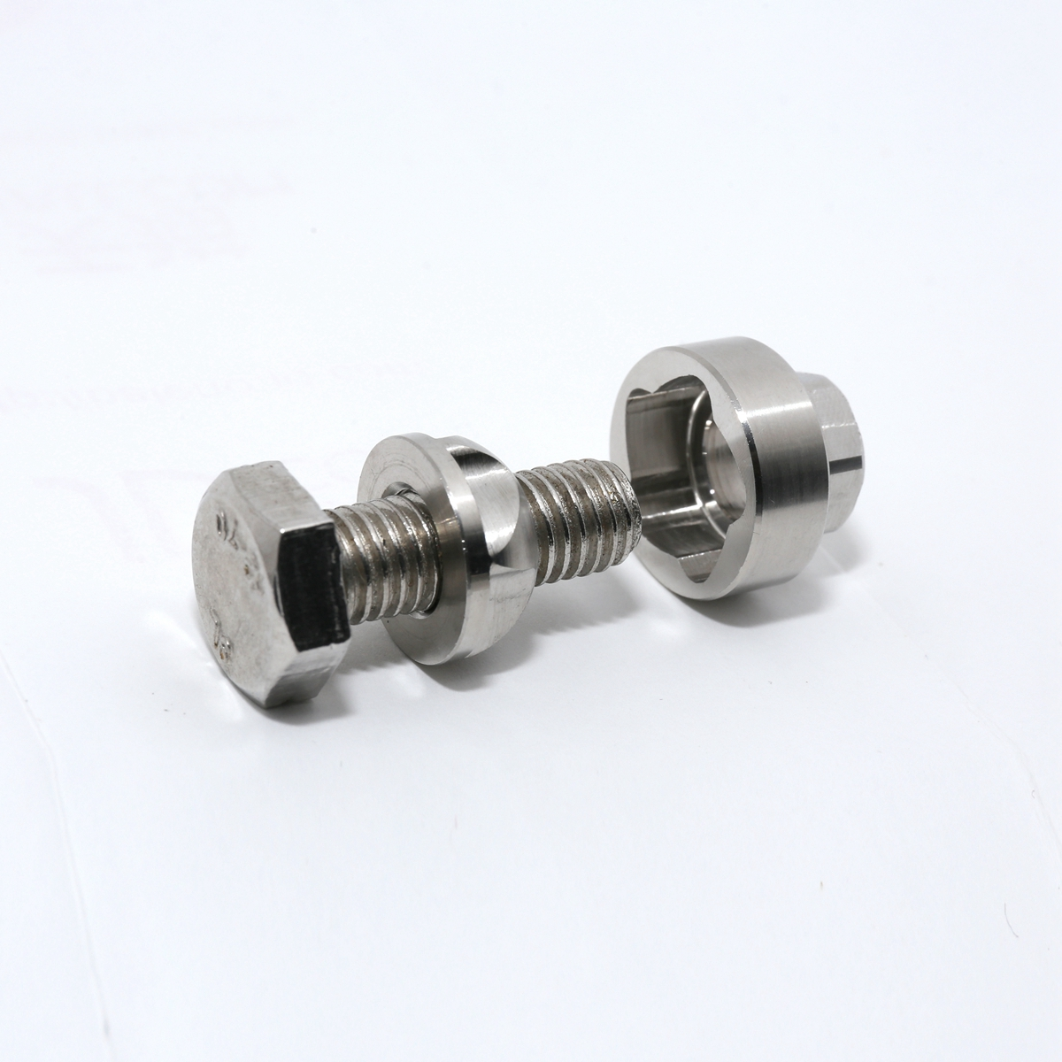 M10 Anti Theft Security Locks Nut Key 10mm For Led Work