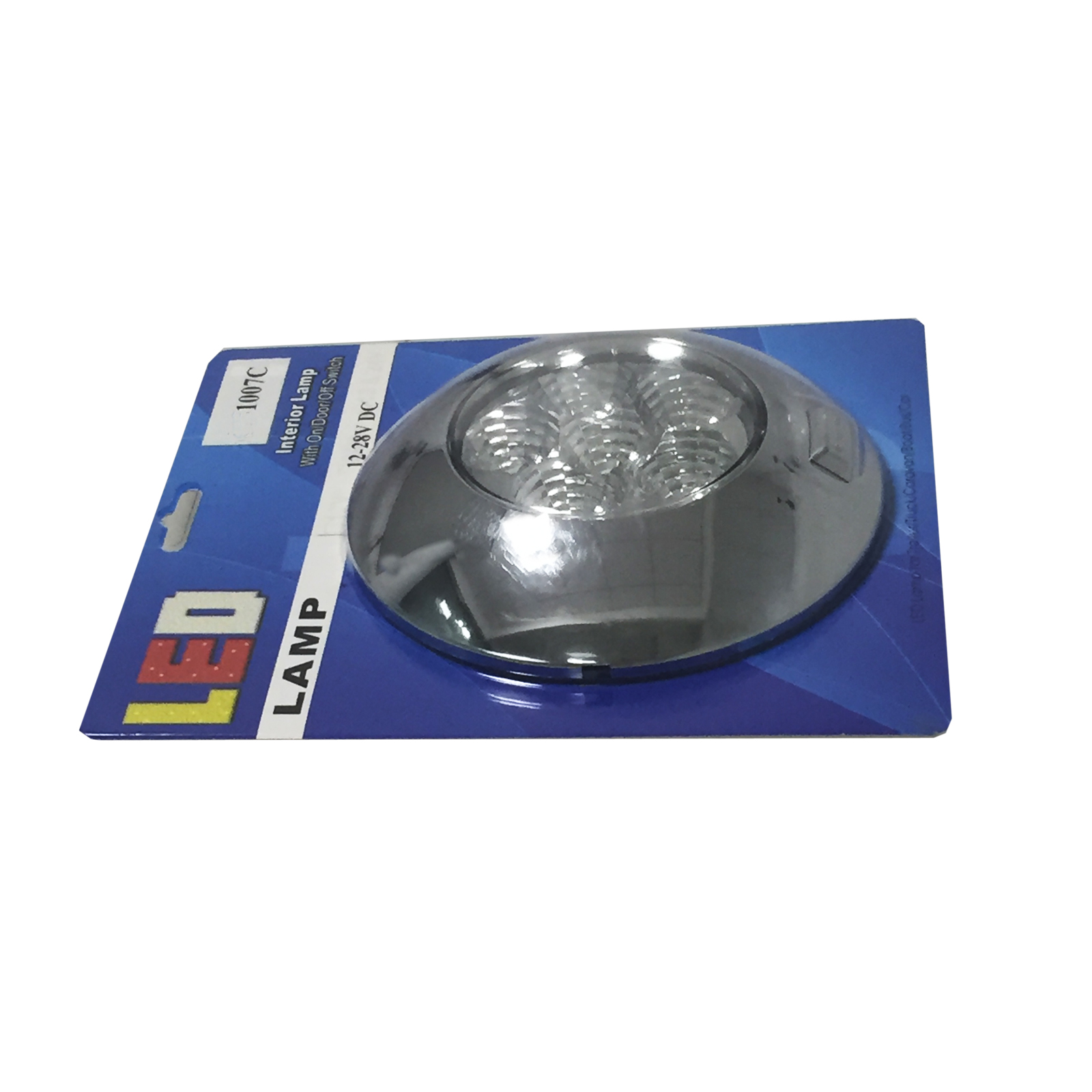 6w 5 6 U0026quot  Round Roof Led Interior Ceiling Lamp Boat Camper