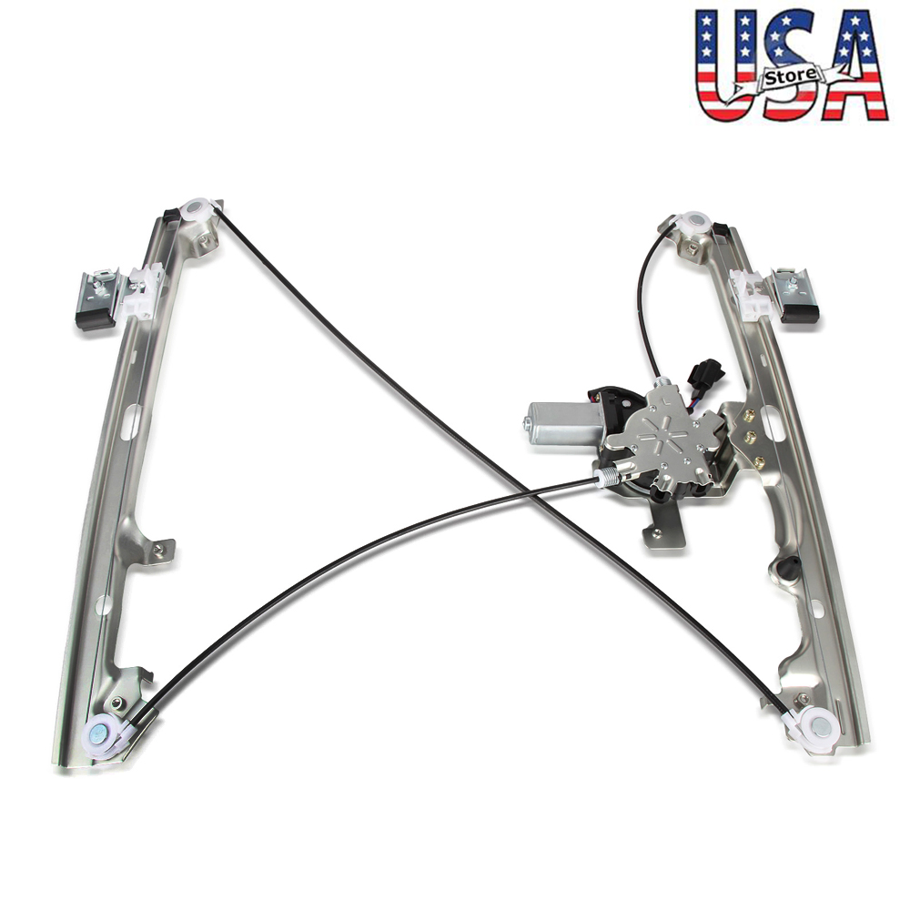 power window regulator w   motor for gmc sierra yukon xl