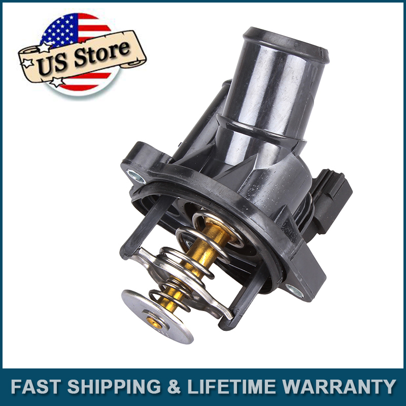 Fit 01-11 Ford Focus Ranger 2.0L 2.3L Thermostat Housing Assembly 1S7Z8575AG