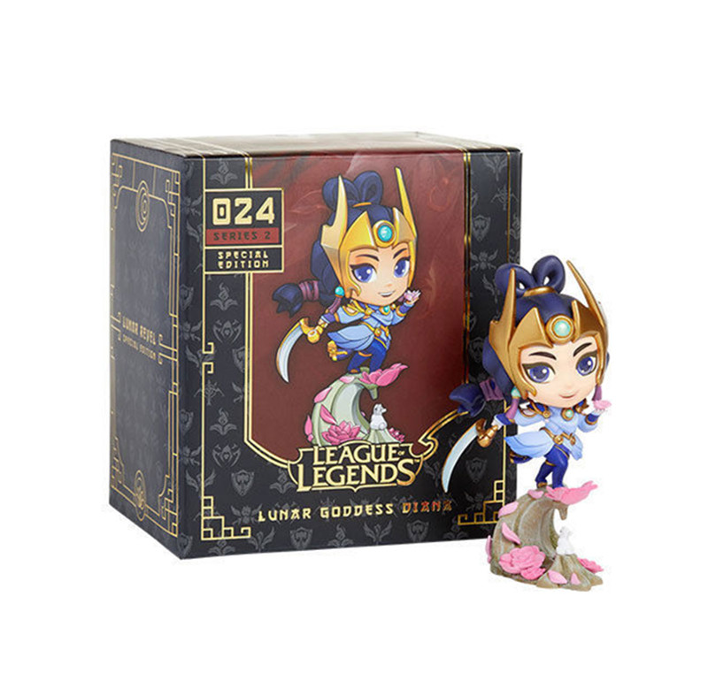 League of Legends Scorn of the Moon Diana Official Limited Small Statue In Stock