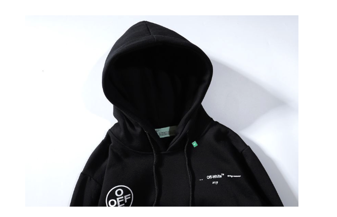 Nike Off White 'Off Campus' Hoodie