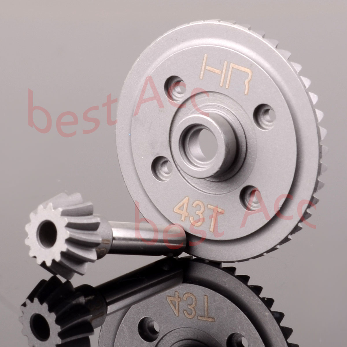 Wheel extractor or pinion with 2-3-4 mm axle for model train o oh n....