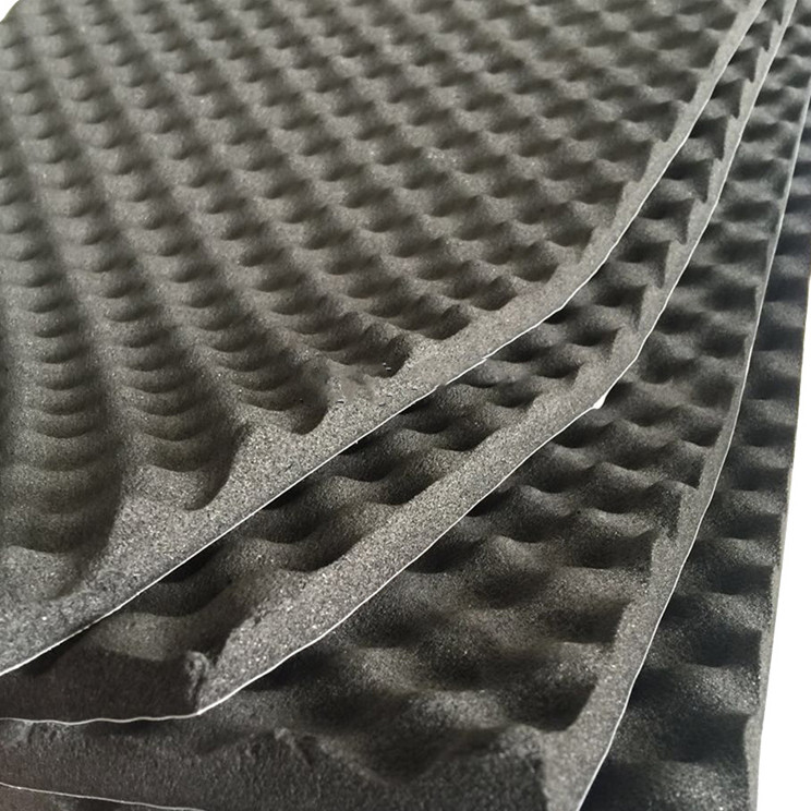 1X Car Insulation Acoustic Dampening Foam subwoofer Mat