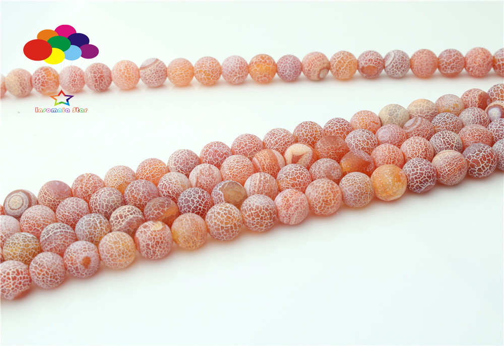 Newest Diy 6//8//10 mm Natural WHITE Weathered Stone Round Beads fit Yoga bracelet