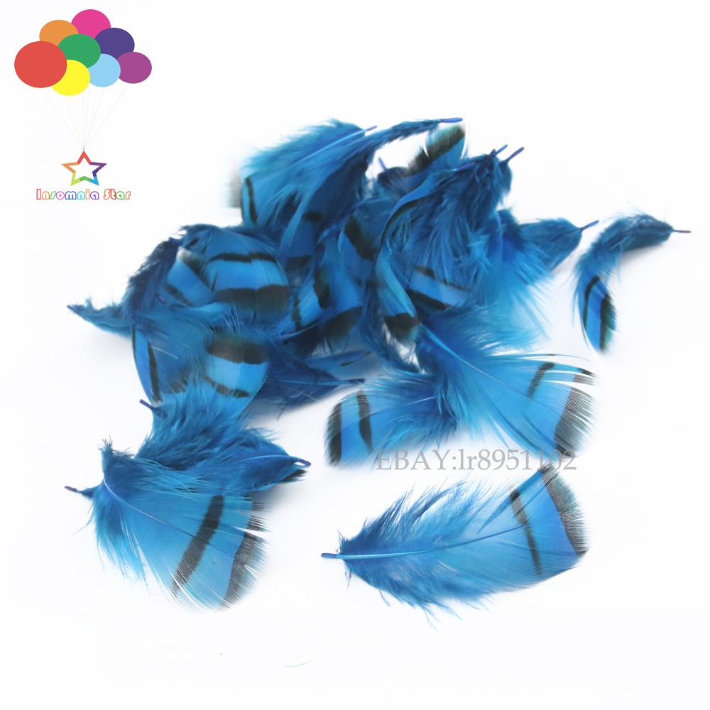 Wholesale 20pcs//lot Selected Top Quality Dyed Golden Pheasant Tippet Feathers