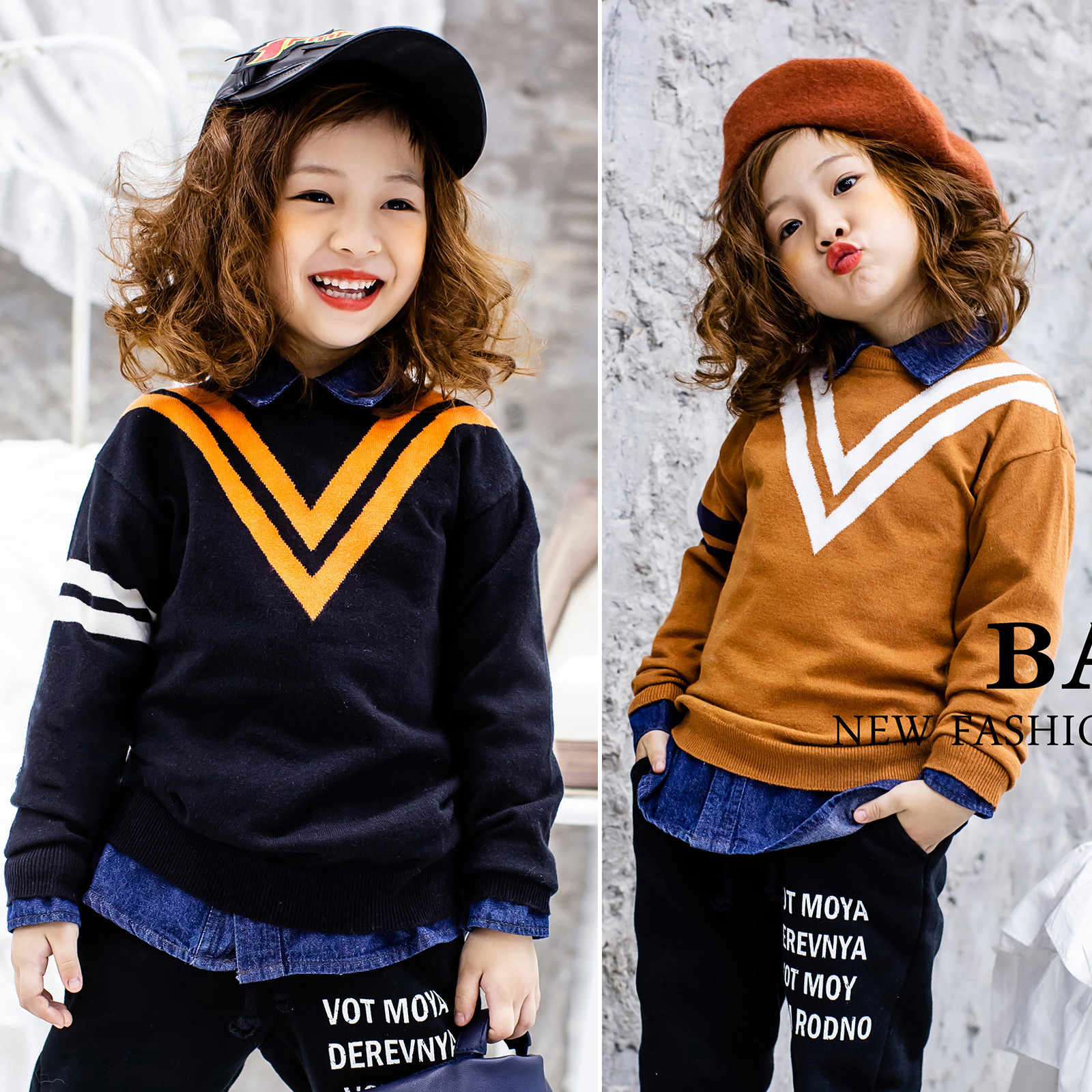 664eb0582 Details about Baby Boy Girl Warm Soft Sweater Infant Kids Knitted Tops  Sweaters Winter Clothes