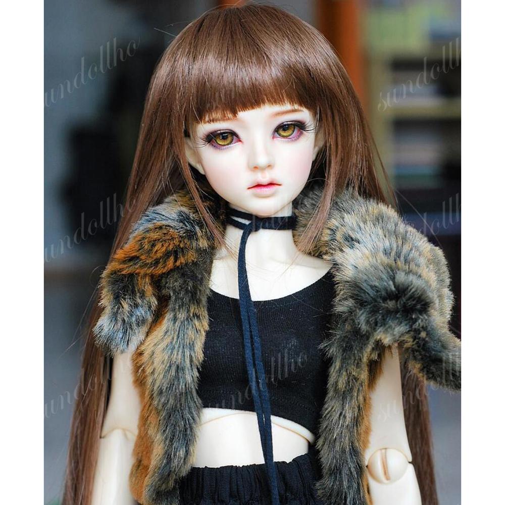1/3 BJD SD Dolls Pretty Girl Doll Resin Ball Jointed Doll