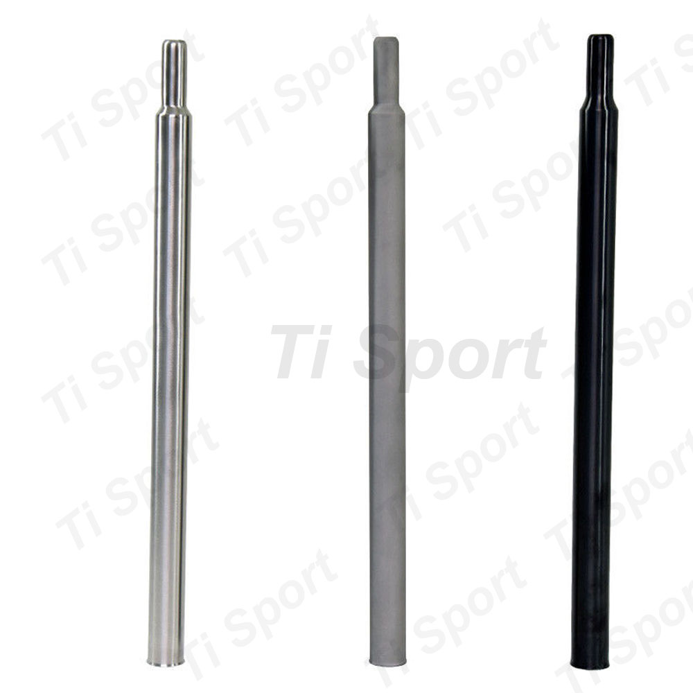 Ti Sport Titanium GR9 31.8x535//600MM Seatpost Seat Post For BROMPTON