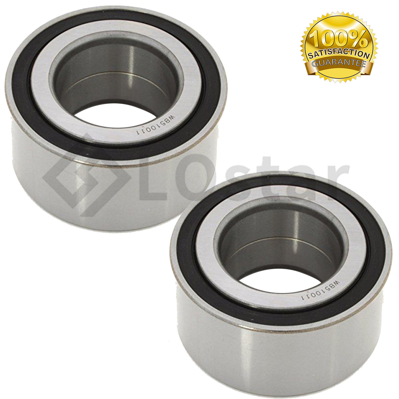 Pair(2) Front Wheel Hub Bearing Fits Acura Legend Mdx RL