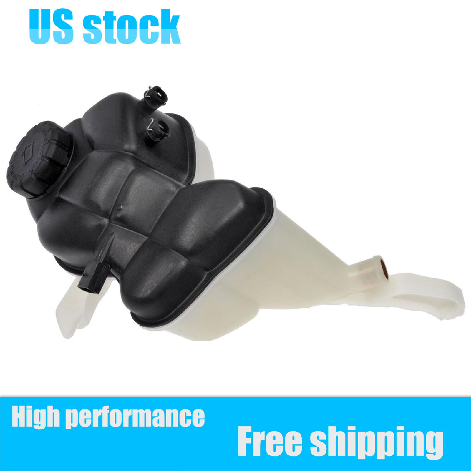 Engine Coolant Expansion Recovery Tank for Mercedes Benz MB W221 W216