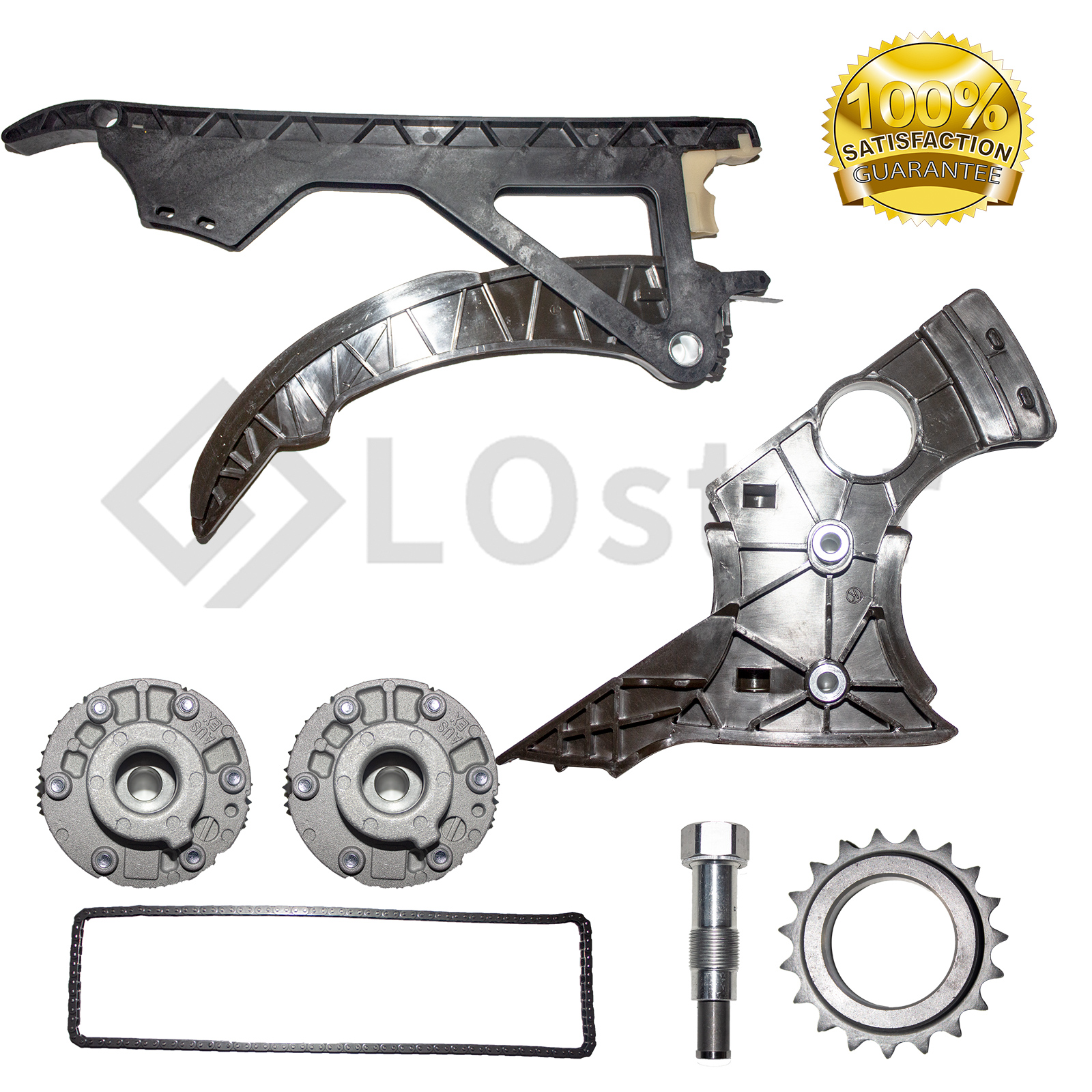 Timing Chain Kit Fit 08-15 BMW Z4 X6 535 335 740 3.0L DOHC