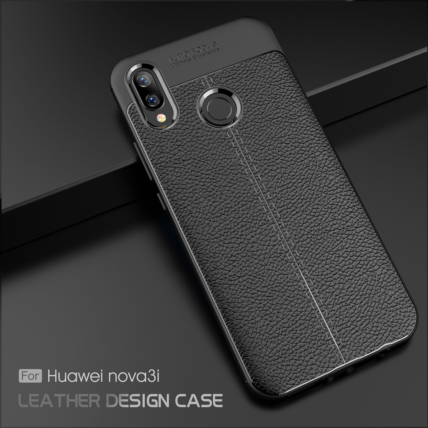 Slim Shockproof Case Non Slip Cover Silicone Skin For Huawei Nova 3i P Smart