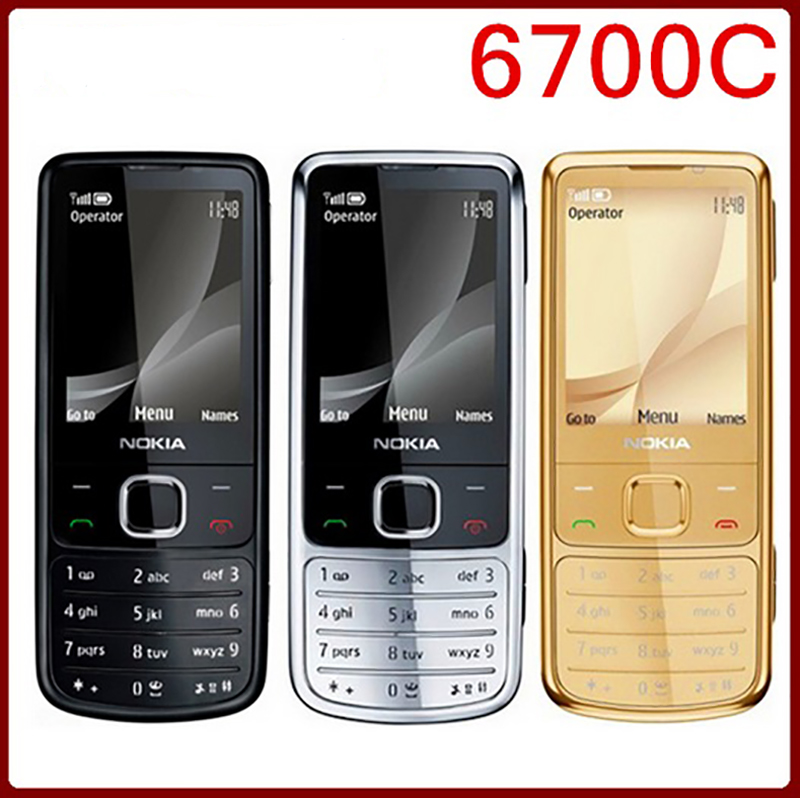 nokia 6700c unlocked cell phone nokia 6700 classic gsm 3g gps 5mp rh ebay com Nokia E72 Nokia 6720 Classic