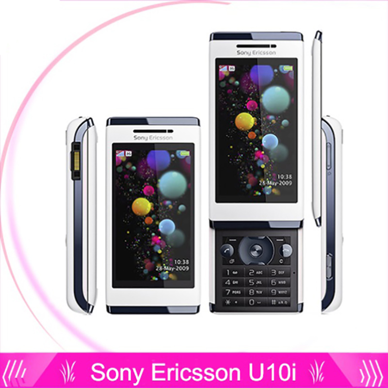 Details about Sony Ericsson Aino U10i(Unlocked)Slide CellPhones 3 0