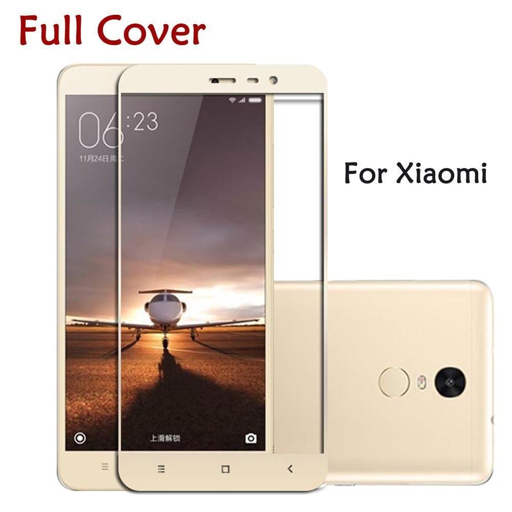 3d Full Cover Tempered Glass For Xiaomi Redmi 4x 4a Note 4 Screen Protector