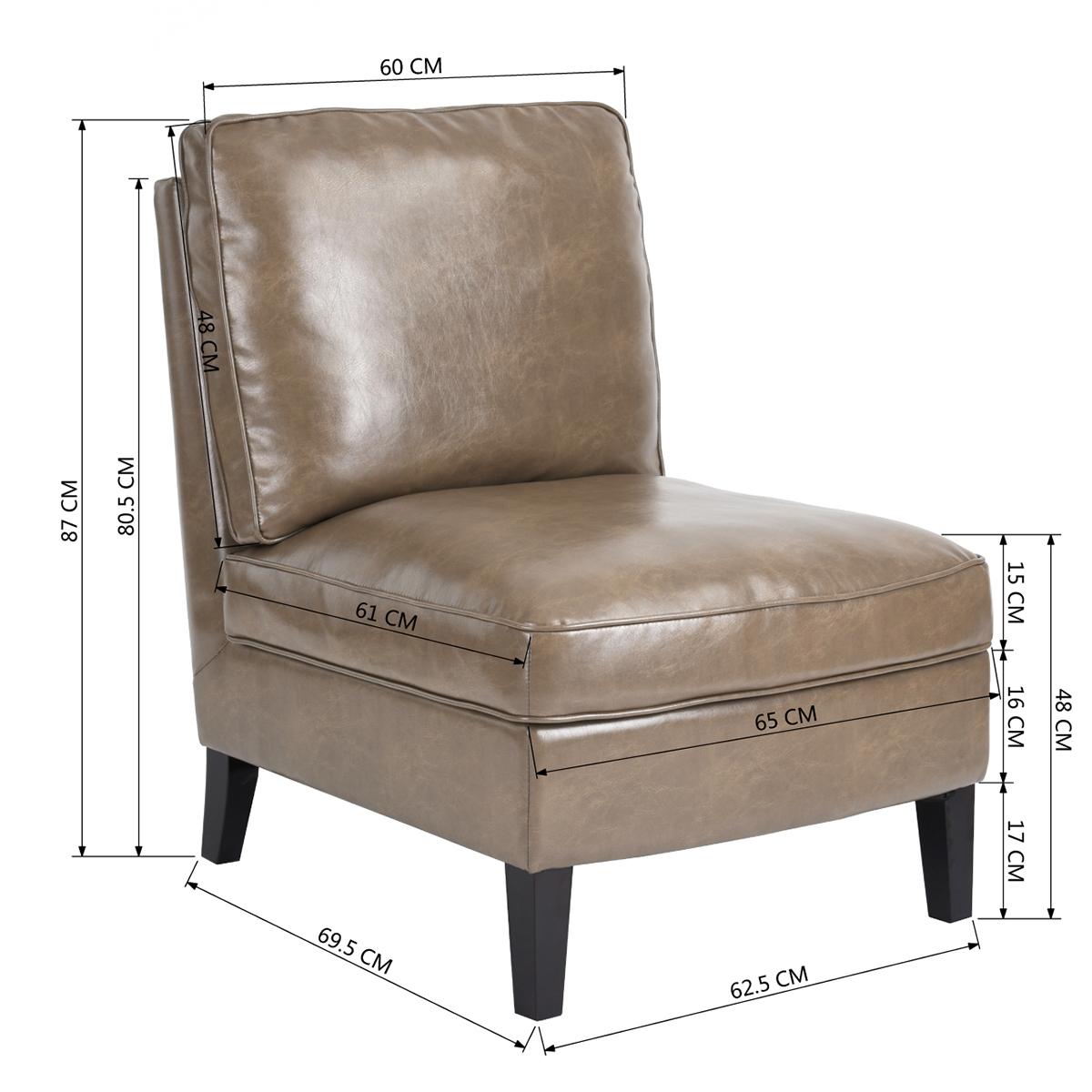 chauffeuse chaise s jour simili marron bois massif noir r tro vintage scandinave ebay. Black Bedroom Furniture Sets. Home Design Ideas