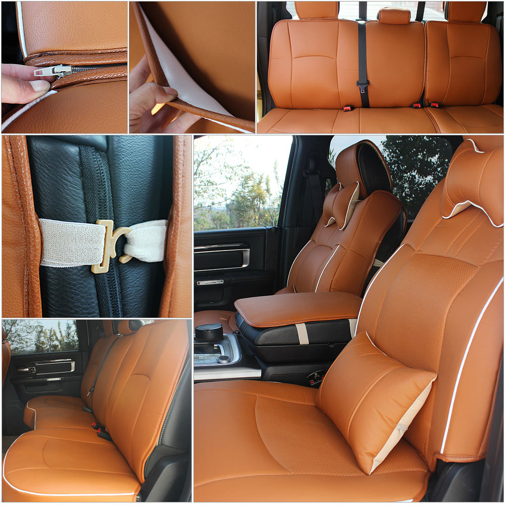 Terrific 2014 Ram 2500 Leather Seats Ocoug Best Dining Table And Chair Ideas Images Ocougorg