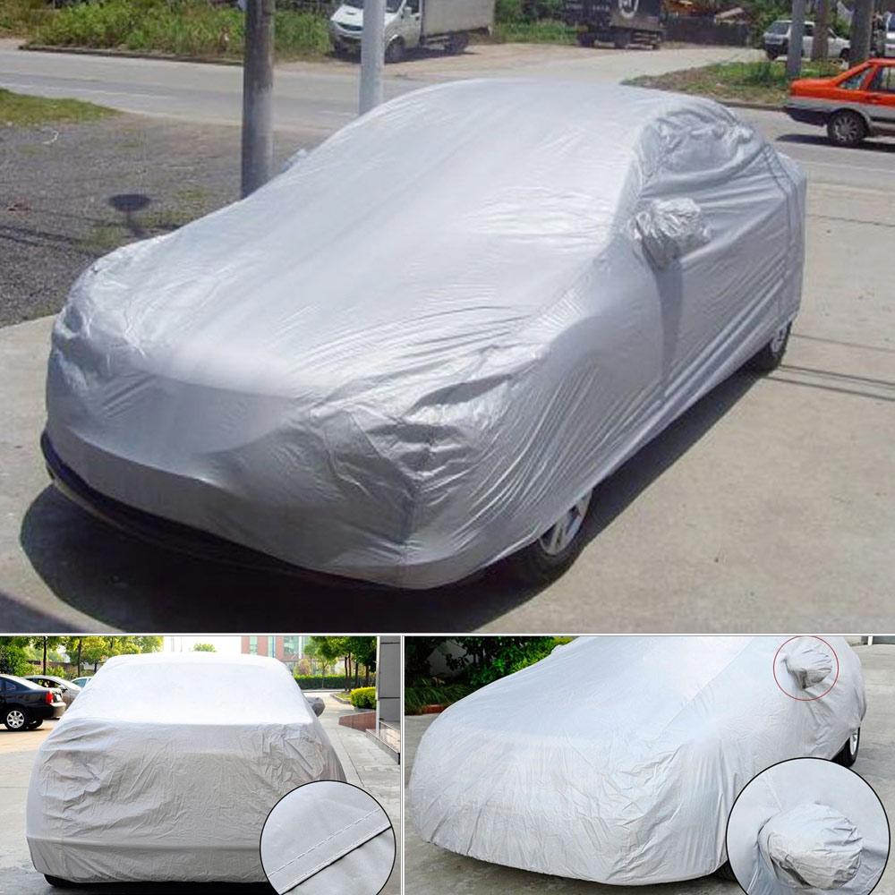 XL SUV Aluminized Auto Car Cover Sport Utility Off Road Sun-UV-Snow-Water Proof