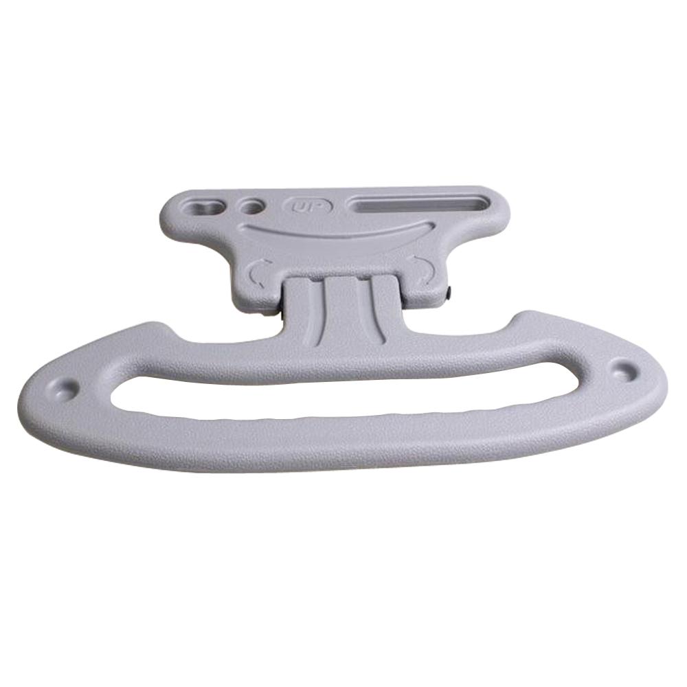 Car Headrest Safety Handle W Bag Hanger Hook Seat Back Hanging Penger Grip