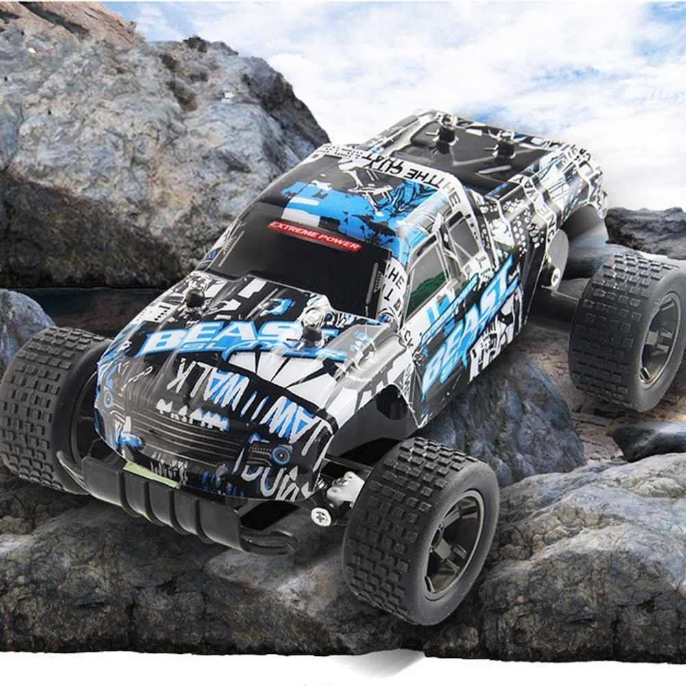 Details About 1 20 High Sd Remote Control Cars 2 4g Off Road Rc Electric Monster Truck Toys