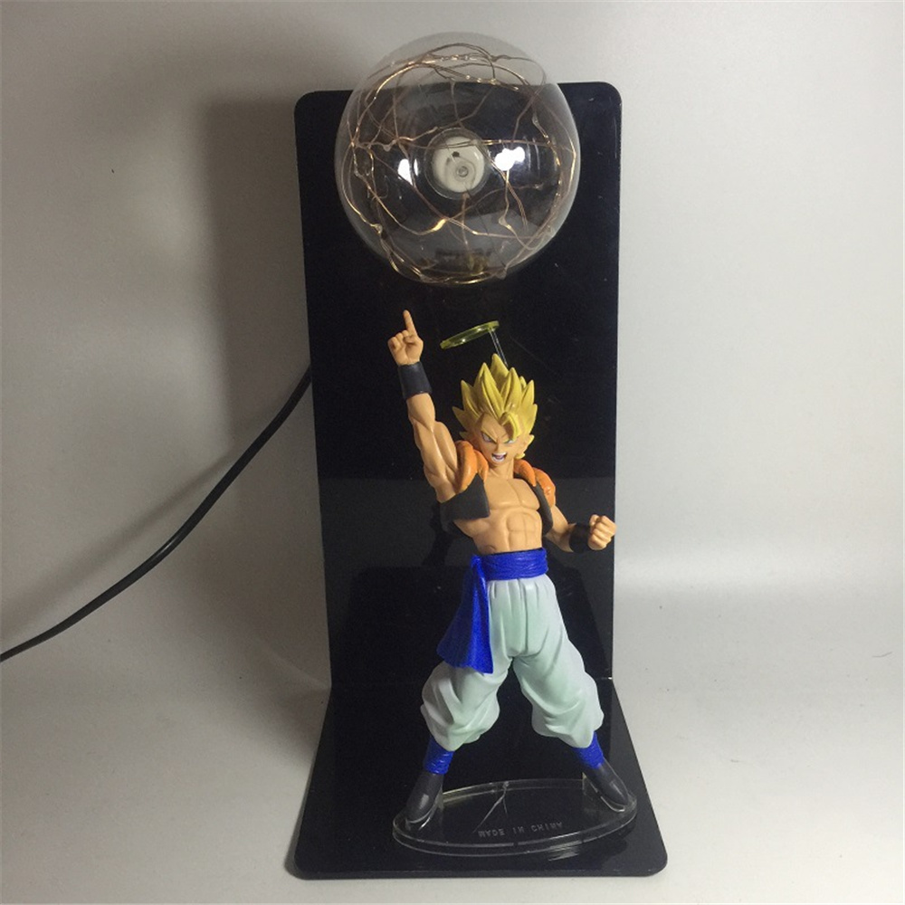Dragon Ball Z Goku Son Gokou Spirit Bomb LED Night Lamp ...