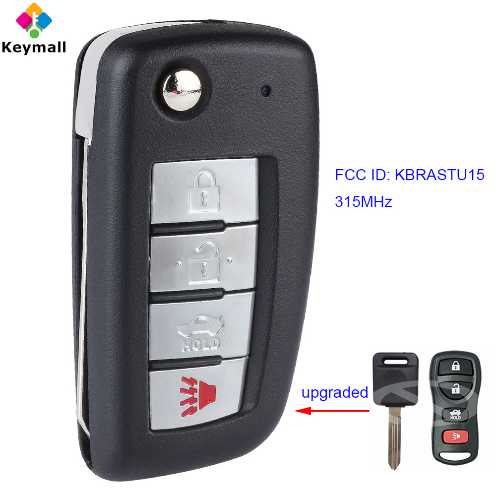 10PCS Remote Key Fob Transmitter For Armada Maxima Altima 315MHZ KBRASTU15