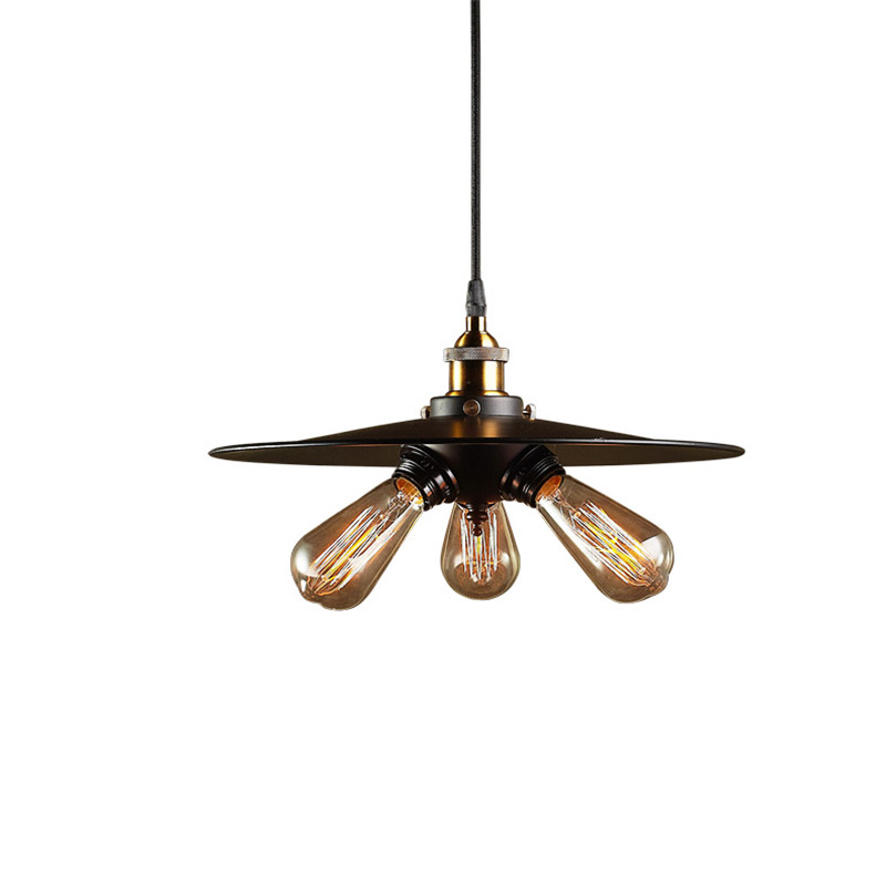 Metal Cage Ceiling Pendant Light Shade