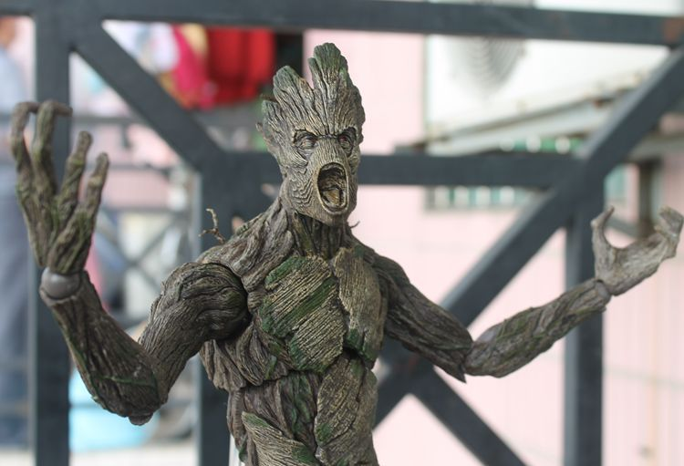 1:6 scale 15/'/' Marvel Guardians of the Galaxy Groot Action Figure Model Gift